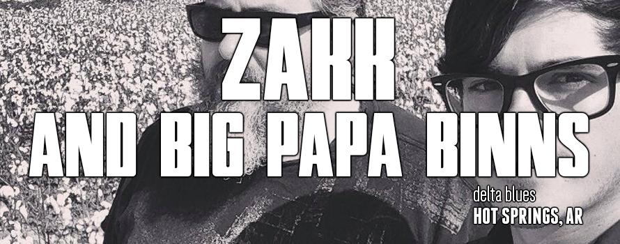Zakk and Big Poppa
