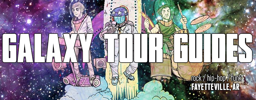 Galaxy Tour Guides